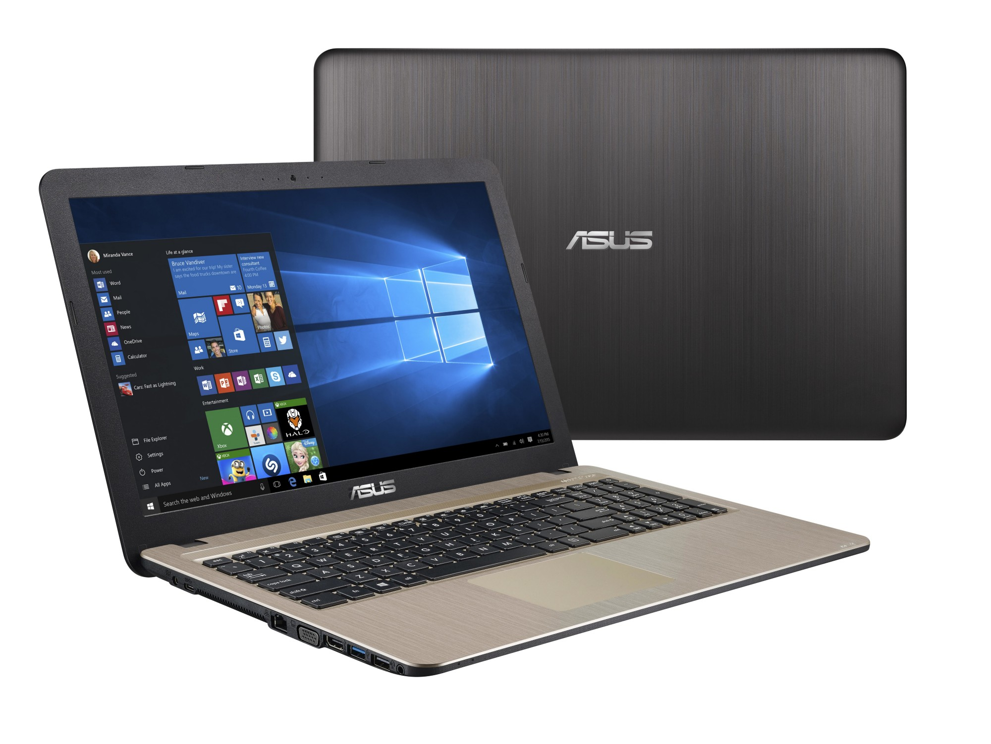 ASUS X540M Celeron N4000 Laptop with 15.6 Screen and 1 Tb storage